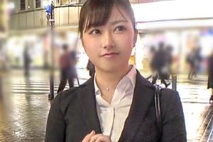 【ナンパTV】転職活動中OLお姉さんがアダルトグッズ&デカチンでイキまくりセックス!