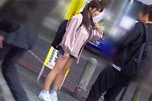【ナンパTV】ツインテールが可愛い癒し系少女の初心マンコを鬼ピストン!