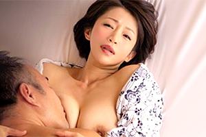 友田真希 不倫中の人妻OLが出張先の旅館で上司と密着SEX!