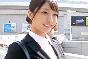 【募集ちゃん】モデル並みのSSS級美女が快感で顔を歪ませる絶頂SEX!