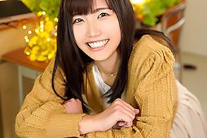 新美詩織 卒業間近の女子大生がスレンダー巨乳をいやらしく公開のAVデビュー!笑顔でフェラする就職先は女教師