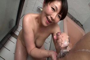 円城ひとみ 人妻回春性感エステ!巨乳熟女の主観映像エロマッサージ