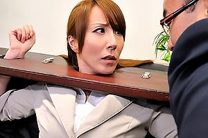 澤村レイコ 高身長な熟女人妻を公開アナル調教!肛門ガバガバに犯されちゃったマゾ課長