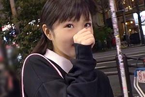 【ナンパTV】18歳の美少女ロリ娘のアニメ声から飛び出す淫語が卑猥すぎる!