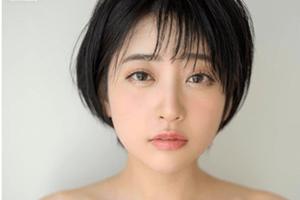 夏目響 あふれ出る透明感と美乳の大型新人デビュー!