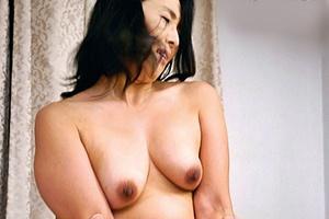 松岡瑠実 巨尻熟女人妻がAVデビュー濡れ濡れマンコにチンコ挿入し色気を取り戻す