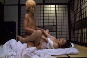 田中志乃 美乳美女を夜這いしSEXおっぱいマンコ舐め挿入やりたい放題