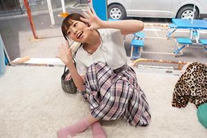 【マジックミラー号】関西弁娘をナンパしてMM号に連れ込む!スレンダーな肉体を堪能しハメパコ
