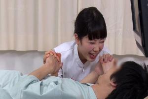 童貞専門性交クリニックの癒し系美人ナースさんが童貞患者を優しく筆おろしセックス!