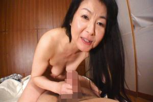 林幸恵 隅田涼子 婿の勃起チンコに興奮しちゃう淫乱五十路義母と禁断の快楽で性欲処理