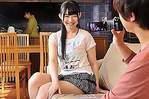 一ノ瀬恋 童顔美少女の妹を撮影しちゃうお兄ちゃん!ブラジャーをずらして美乳をイタズラ