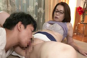 木村明恵 五十路前の熟女妻が5年前の浮気セックスの快感が忘れられずAVデビューで再び不倫セックス