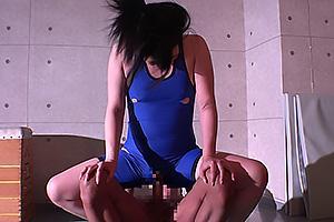 萩原奈々スポコス姿のレスリング女教師!輪姦レイプで弄ばれザーメンを無許可中出し