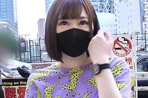 【ナンパTV】心優しい小柄なアパレル店員の美尻を堪能しながらイチャイチャSEX!