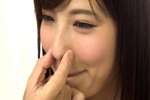 早川瑞希 徹底的に鼻にフォーカス!パイパンクンニもフェラして挿入してももちろん鼻に精子ぶっかけ