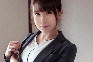 【ナンパTV】スーツ姿がエロい巨乳&美脚OLが腰を揺らしてイキ乱れる!