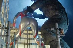 槇原愛菜 巨大ヒロインが悪の怪獣におマンコを攻撃される!執拗な仕打ちに耐え抜くヒーロー