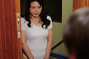 三浦恵理子 家出してきた完熟美熟女!泊めてくれたお礼に不倫挿入させてくれる隣の奥様!