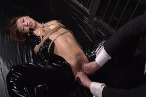 神波多一花 美人スレンダー捜査官が拘束電マ電流責めで快楽地獄に堕ちる