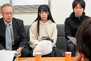 永野いち夏 AV女優になるというバイト仲間とセフレに!デビューを控えた美少女とフェラの練習