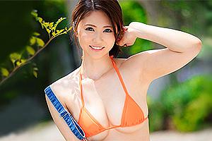 【青山水穂 動画】元水着モデルの神ボディ美人人妻がマドンナ専属デビュー