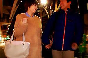 奥田咲 ショートカットの爆乳人妻リフレ嬢と店外デート!ホテルに連れ込み不倫セックスで大量顔射