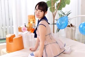 【VR】枢木あおい スケスケなシースルーセーラー服のニーハイ美少女がエッチな回春マッサージ