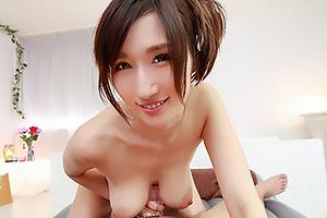 【VR】JULIA Jカップ超乳おっぱいのソープ嬢!ローションまみれでヌルヌルマットプレイ