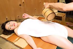 スレンダー巨乳な秘湯めぐり美女が睡眠薬で昏睡レイプ!ヤラれ放題に指入れクンニに肉棒挿入中出し混浴温泉!