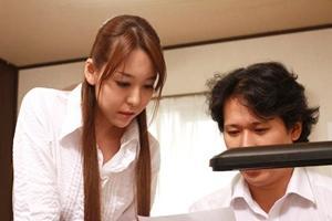 朝桐光 巨乳家庭教師が童貞男子に襲われ犯される!妄想した欲望の塊が美人先生に向けられた結果