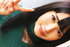 【素人】麻友(20) 保育士を目指す黒髪女子大生は性欲旺盛なエロ娘!ハメ撮りセックスに大興奮