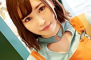 【素人】なな(18) 洋菓子店でバイトしているむっつりスケベな貧乳娘!ドM乳首を責められ感じちゃう