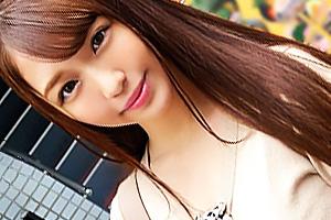 【素人】日葵(23) 長身巨乳のスタイル抜群な看板娘!電マで感じまくりの女子アナ系美女を激ピス