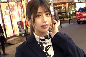 【ナンパTV】むっちり美尻がエロいアラサー美人OLが久しぶりのSEXに欲望のまま乱れ狂う!
