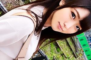 【素人】由香(22) セクシーな下着がよく似合う長身スレンダー専門学生!立ちバックで突かれて絶頂
