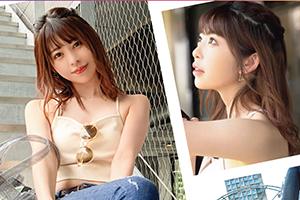 【#きゅんです】男性を誘惑する勝負服で上京したスレンダーな女子大生といちゃいちゃセックス
