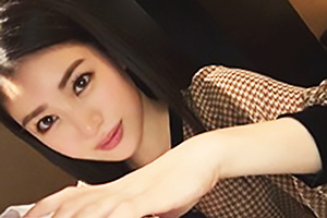 【素人】彩見(24) 黒髪清楚なバイセクシャルのエステティシャン!変態フェロモン漏れまくりのド変態