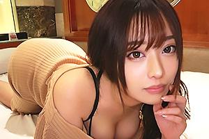 【素人】萌(21) 意識高い系のGカップ爆乳美女は酒豪で性豪!サキュバス級の肉食ビッチをハメ撮り