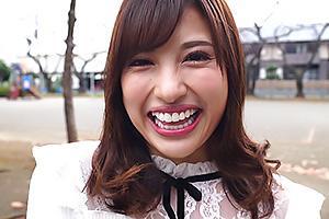 早川瑞希 名古屋弁が可愛い方言美女の彼女とイチャラブセックス!ザーメンをたっぷり中出ししちゃう