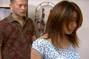 【ヘンリー塚本】倖田李梨 義兄にいいよられてしまう美人妻!力づくで押し倒されNTRレイプ