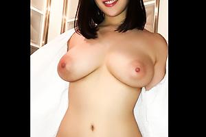 【素人】じゅんじゅん(21) マッチアプリでゲットしたGカップ爆乳おっぱいのドM女子大生をハメ撮り