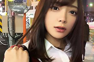 【素人】いーちゃん(23) 黒髪の超絶美人OLセフレちゃん!自撮りオナニーを公開して興奮するドM女
