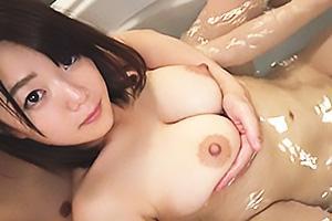 さっちゃん(20) マッチアプリで見つけた爆乳のガテン系女子!サバサバの素人娘とハメ撮りセックス