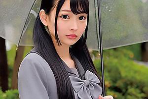 SHURI 黒髪童顔のBカップ貧乳アイドルが枕営業!パイパンまんこを弄ばれザーメン中出し