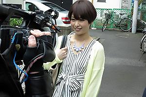 川上奈々美ちっぱいAV女優を素人宅にデリバリー!貧乳でパイズリご奉仕が超エッチ