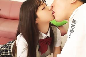【素人】ゆきのちゃん(18) JKの教え子とハメ撮りしちゃう家庭教師!ブルマの脇から肉棒で激ピス