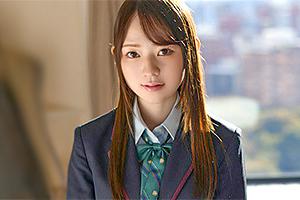 【黒川一花 動画】初めてのキメセクでエロお下品さがさく裂の制服美少女デビュー