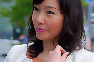 神宮寺さん(50) 五十路熟女のセレブな美魔女をナンパ!ホテルに連れ込みたっぷり中出し