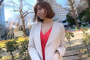 藤森里穂 グラドル級のGカップ女子の愛人!おじさんの不倫相手になって中出し肉食性交