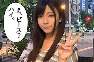 あずみ(20) マッチアプリで見つけた意識高い系の巨乳美少女!ドMに豹変した素人娘とハメ撮り